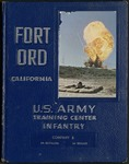 Fort Ord Yearbook: Company B, 5th Battalion, 1st Brigade, 9 December 1963 - 14 February 1964