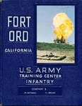 Fort Ord Yearbook: Company B, 5th Battalion, 1st Brigade, 7 October 1963 - 29 November 1963 by U.S. Army