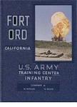 Fort Ord Yearbook: Company A, 2nd Battalion, 1st Brigade, 12 October 1964 - 27 November 1964
