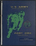 Fort Ord Yearbook: 21 August 1972 - 11 October 1972
