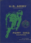 Fort Ord Yearbook: Headquarters & Headquarters Company, 1st Battalion, 1st Brigade, 1 October 1973 - 15 November 1973 by U.S. Army