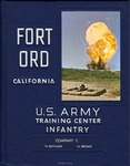 Fort Ord Yearbook: Company C, 1st Battalion, 1st Brigade, 16 January 1967 - 11 March 1967
