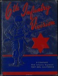 Fort Ord Yearbook: Company B, 63rd Infantry Regiment, 6th Infantry Division, ca. 1954 by U.S. Army