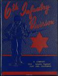 Fort Ord Yearbook: Company D, 20th Infantry Regiment, 6th Infantry Division, March 1952 - May 1952