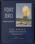 Fort Ord Yearbook: Company B, 10th Battle Group, 3rd Brigade, 8 October 1962 - 1 December 1962 by U.S. Army