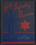 Fort Ord Yearbook: Company I, 1st Infantry Regiment, 24 November 1952 - 7 March 1953