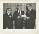 Fred Farr Being Sworn Into Office