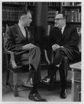 Fred Farr and Governor Edmund