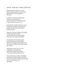 Poems by Felicity Tomisaka