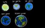 Earth Minus Human Timelapse