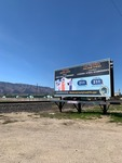 COVID-19 Billboard in South County by Marci Yeater