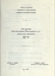 1957 May - Fifth Supplement to Bulletin 52-A, Salinas Basin Investigation, Basic Data 1954-1955