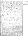 1877, Oct. 18 - Notice of Water Claim; Frank Kopman; Monterey County Recorder's Office Water Rights Book A, Page 58; Salinas River; Typed Transcription and Map