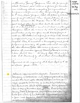 1899, Feb. 25 - Notice of Water Claim; Spreckels Sugar Company; Monterey County Recorder's Office Water Rights Book A, Page 159; Salinas River; Typed Transcription and Map