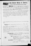 002307, US Land Patent; T15S, R03E; Towt, Van Nest; Mar. 31. 1884, and BLM Land Patent Detail Sheet