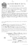 001497, US Land Patent; T15S, R05E; Botcher, Henry; Becker, B. A.; Burns, Frank; May 10, 1875, and BLM Land Patent Detail Sheet