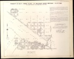T23S, R8E, BLM Plat_319706_1 - Dec. 6, 1961, Dependent Resurvey and Subdivision of Sections Survey