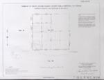 T23S, R16E, BLM Plat_379247_1 - June 29, 2011, Dependent Resurvey and Subdivision, Sec. 20 Survey