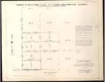 T22S, R8E, BLM Plat_319696_1 - Dec. 6, 1961, Dependent Resurvey & Subdivision of Section 17 Survey