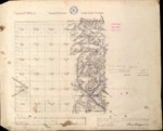 T20S, R12E, BLM Plat_317356_1 - Nov. 19, 1881 Survey