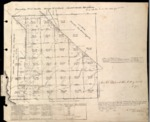 T17S, R1E, BLM Plat_315554_1 - June 4, 1886 Survey