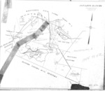 Book No. 101 & 103, T15S, R1E; T16S, R1E, R!W; MDM, Aguajito Rancho Map - 1944-1952