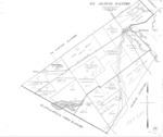 Book No. 153, T14S, R-3-4E; T15S, R3-4E; MDM, El Alisal [Bernal] Rancho Map – 1923-1924