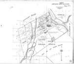 Book No. 109 & 111, T18-19S, R6-7E, MDM; Arroyo Seco Rancho Map – 1934-1936