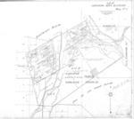 Book No. 109 & 111, T18-19S, R6-7E, MDM; Arroyo Seco Rancho Map – 1944-1952