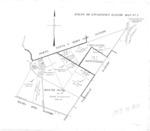 Book No. 113, T13-14S, R2-3E, MDM;  Bolsa de los Escorpinas (las Escarpines) Rancho Map – 1919-1920