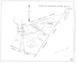 Book No. 113, T13-14S, R2-3E, MDM;  Bolsa de los Escorpinas (las Escarpines) Rancho Map – 1925-1927
