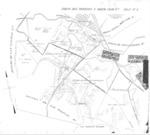 Book No. 135, T13-14S, R1-2E, MDM;  Bolsa de Potrero y Moro Cojo or Canada de la Sagrada Familia Rancho Map – 1915-1918