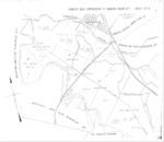 Book No. 135, T13-14S, R1-2E, MDM; Bolsa de Potrero y Moro Cojo or Canada de la Sagrada Familia Rancho Map – 1921-1922