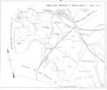 Book No. 135, T13-14S, R1-2E, MDM; Bolsa de Potrero y Moro Cojo or Canada de la Sagrada Familia Rancho Map – 1928-1929