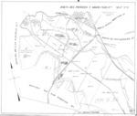 Book No. 135, T13-14S, R1-2E, MDM;  Bolsa de Potrero y Moro Cojo or Canada de la Sagrada Familia Rancho Map – 1934-1936