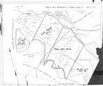 Book No. 135, T13-14S, R1-2E, MDM;  Bolsa de Potrero y Moro Cojo or Canada de la Sagrada Familia Rancho Map – 1953-1957