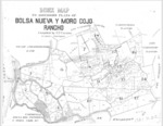 Book No. 125, 127, 129, 131 &133; T12-14S, R1-2E, MDM; Bolsa Nueva y Moro Cojo Rancho Map – 1921-1922