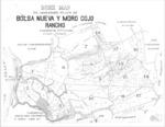 Book No. 125, 127, 129, 131 & 133; T12-14S, R1-2E, MDM; Bolsa Nueva y Moro Cojo Rancho Map – 1937-1939