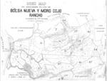 Book No. 125, 127, 129, 131 &133; T12-14S, R1-2E, MDM; Bolsa Nueva y Moro Cojo Rancho Map – 1940-1943