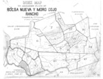 Book No. 125, 127, 129, 131 &133; T12-14S, R1-2E, MDM; Bolsa Nueva y Moro Cojo Rancho Map – 1944-1952