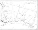 Book No. 009 & 015; T16S, R1E; T16S, R1W; MDM; Canada de la Segunda Rancho Map – 1934-1936