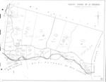 Book No. 009 & 015; T16S, R1E; T16S, R1W; MDM; Canada de la Segunda Rancho Map – 1937-1939