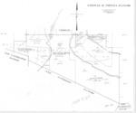 Book No. 151; T16S, R2E; MDM; Corral de Tierra Rancho Map 1928-1929