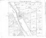 Book No. 237; TT21-22S, R9-10E; MDM; San Bernardo (Soberanes) Rancho Map – 1921-1922