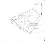 Book No. 155; T23-24S, R7-8E; MDM; El Piojo Rancho Map – 1919-1920