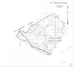 Book No. 155; T23-24S, R7-8E; MDM; El Piojo Rancho Map – 1923-1924