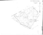 Book No. 155; T23-24S, R7-8E; MDM; El Piojo Rancho Map – 1944-1952