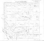 Book No. 420; Township 20S, Range 09E, Assessor Township Plat – 1928-1929