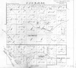 Book No. 420; Township 20S, Range 09E, Assessor Township Plat – 1921-1922