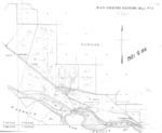 Book No. 257; T17S, R05 & 06E; MDM; San Vicente Rancho Map – 1921-1922